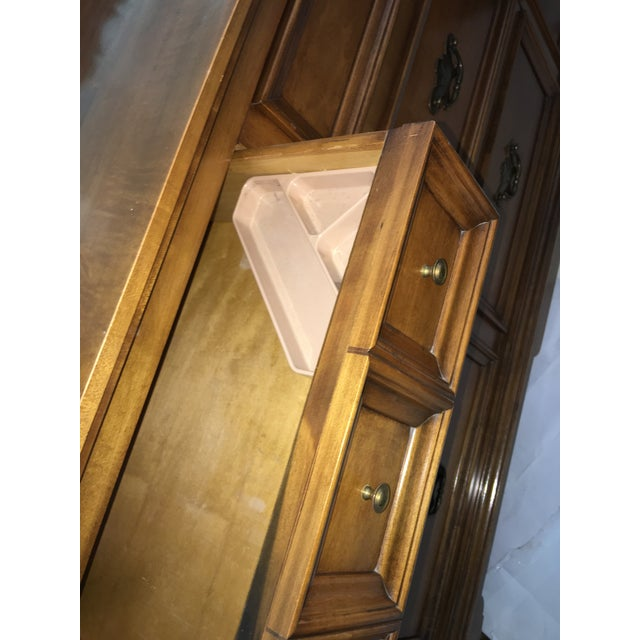 Mirrored Chest of Drawers For Sale - Image 10 of 11
