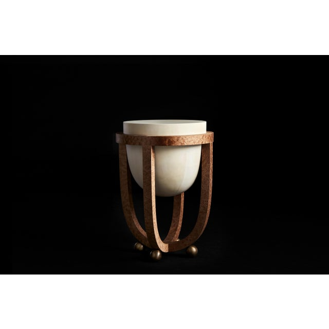 Islamic Drum Occasional Table For Sale - Image 3 of 4