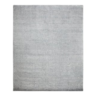 """Contemporary Hand-Knotted Area Rug 8' 1"""" x 10' 1"""" For Sale"""