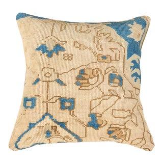 Modern Wool Beige Sofa Pillow For Sale