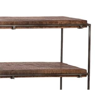 Salvaged Mango Wood Shelf Preview