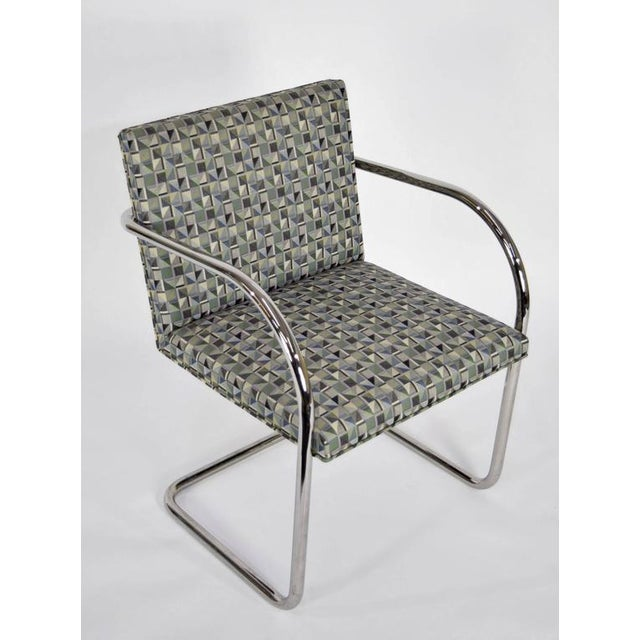 Tubular Brno Chairs by Knoll - Set of 10 For Sale In Dallas - Image 6 of 10