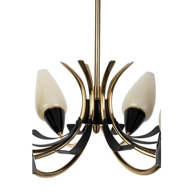 Mid century modernist blossom form sputnik chandelier by stilnovo mid century modernist blossom form sputnik chandelier by stilnovo image 6 of 8 aloadofball Gallery