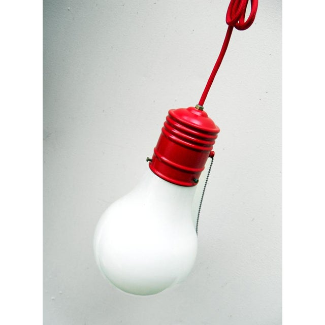 Modern Pop Art Ingo Maurer Light For Sale - Image 3 of 4