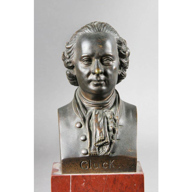 Interesting Collection of Ten Busts of Composers For Sale - Image 9 of 11