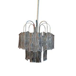 Mid-Century Murano Light For Sale