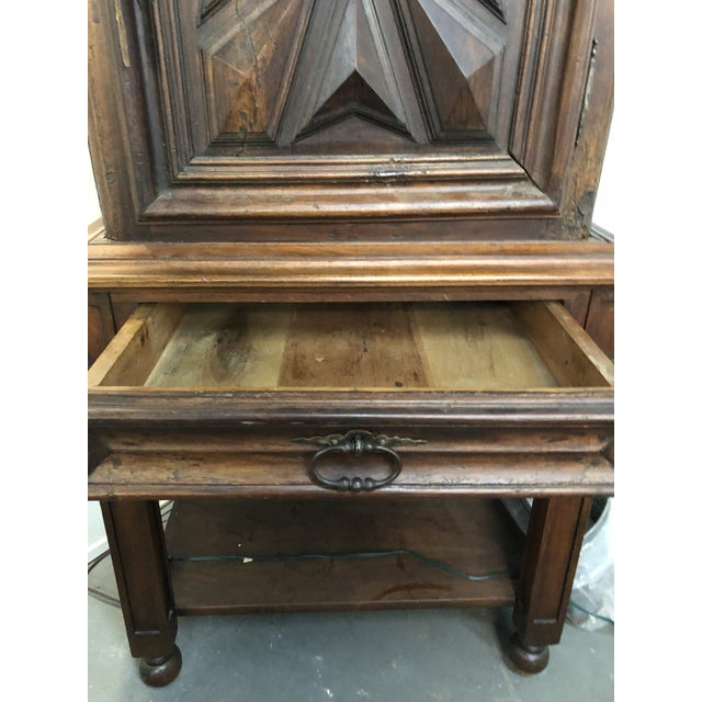 French Louis XIII Sacristy Cabinet For Sale - Image 4 of 7