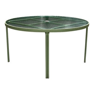 Brown Jordan Patio Dining Table For Sale