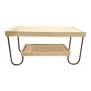 Hickory Chair Jacques Coffee Table For Sale