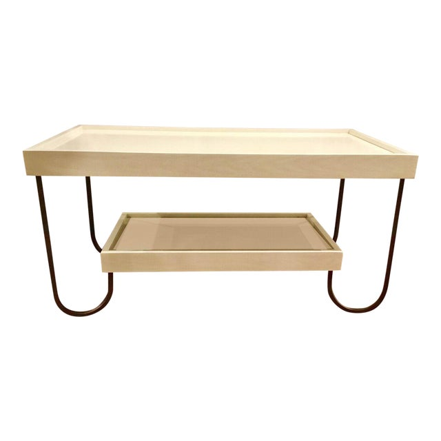 Hickory Chair Jacques Coffee Table - Image 1 of 8