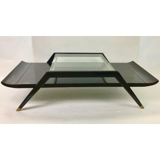 1950s Mid-Century Modern Danish Coffee Table Preview