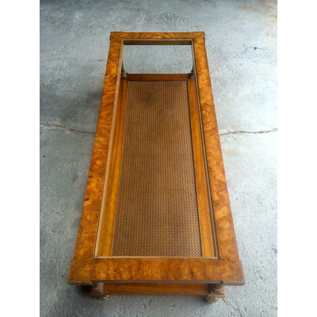 Vintage Hollywood Regency Coffee Table - Image 3 of 7