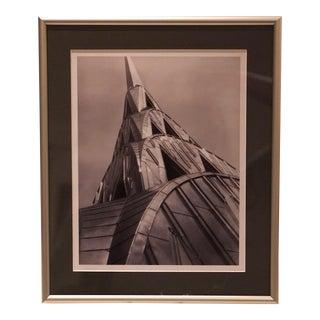 Margaret Bourke-White, Chrysler Building (1935) For Sale