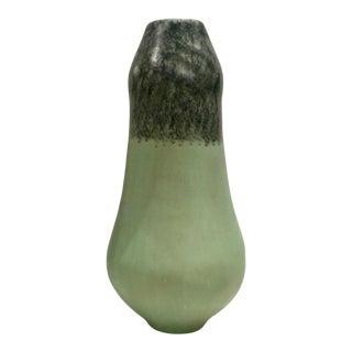 Arteriors Modern Green Jarvis Pottery Vase For Sale
