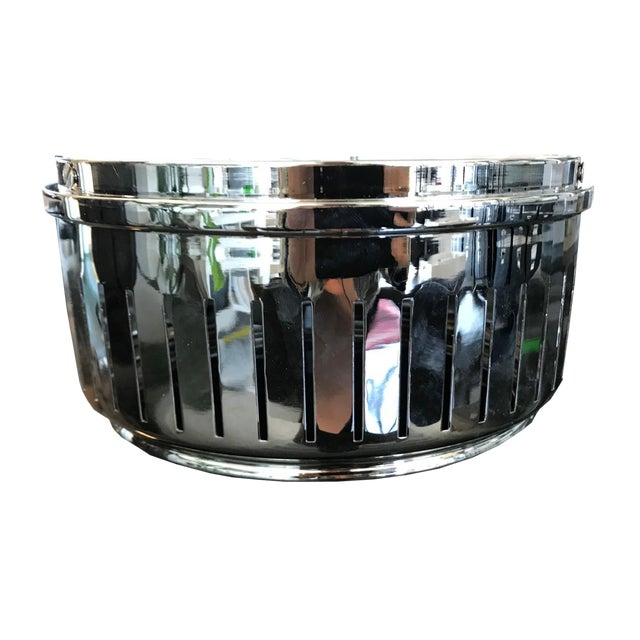 Visual Comfort Polished Nickel With White Glass Eden Flush Mount- Sold Individually For Sale
