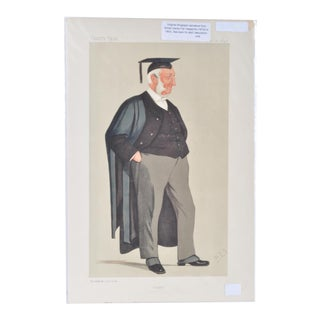 """Vanity Fair Man, """"Men of the Day. No. 530."""" For Sale"""