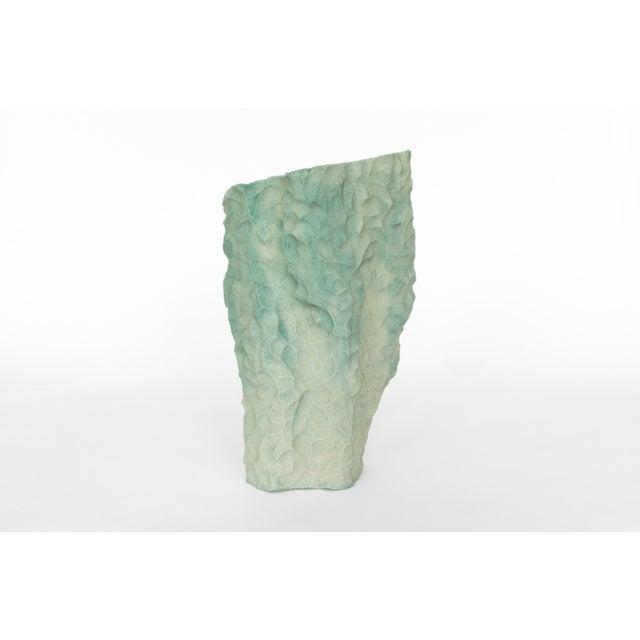 Plastic Steven Haulenbeek Resin Bonded Sand Vessel #49 For Sale - Image 7 of 7