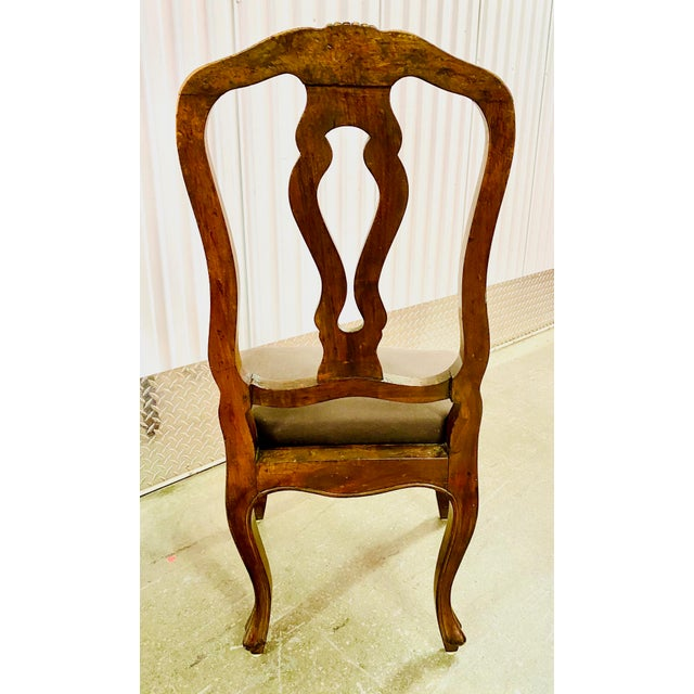 19th Century Neoclassical French Dining Chairs - Set of 4 For Sale - Image 10 of 12