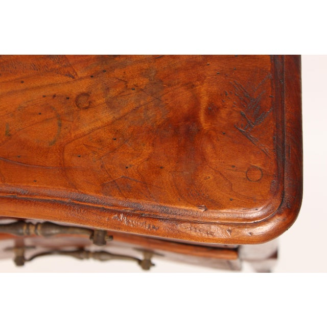 1900 Louis XV Provincial Style Chest of Drawers For Sale - Image 10 of 13