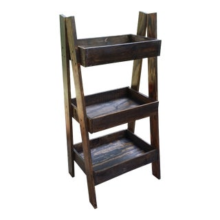 Rustic Bookshelf For Sale