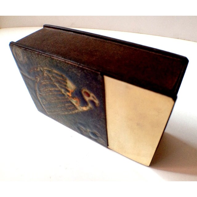 Argentinian Etched Boxes - A Pair - Image 3 of 8