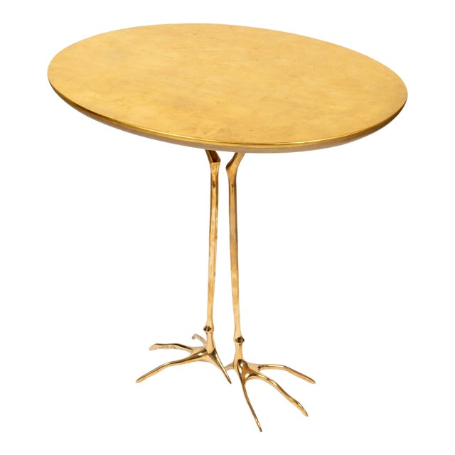 1970's Meret Oppenheim Traccia Table For Sale