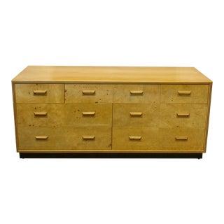 Henredon Burlwood Dresser Scene II For Sale