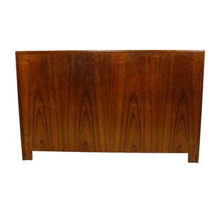 Danish Modern Teak Full/Twin Headboard For Sale