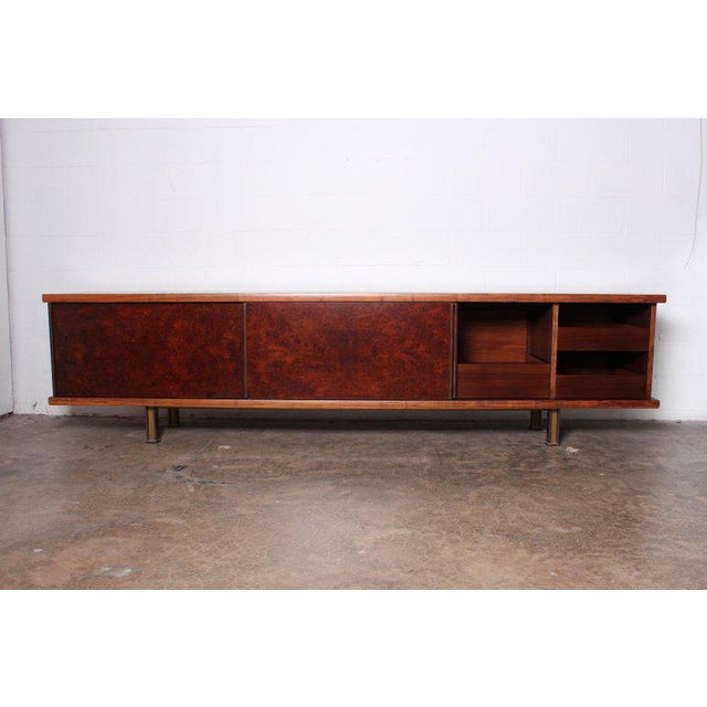 Large Cabinet by Osvaldo Borsani for Tecno For Sale - Image 9 of 13