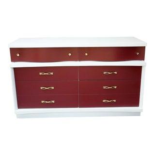 1950s Bassett Atomic Dresser For Sale