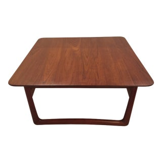 Vintage New Teak Coffee Tables For Sale Chairish