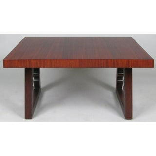 1948 Rosewood & Mahogany Cocktail Table by Andrew Szoeke Preview