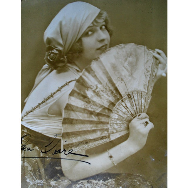 1920s Ina Claire Autographed Photo - Image 1 of 3