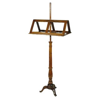 18th Century French Duet Stand For Sale