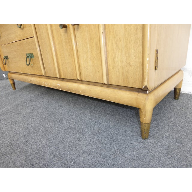 Mid-Century Danish Modern Buffet Sideboard - Image 11 of 11