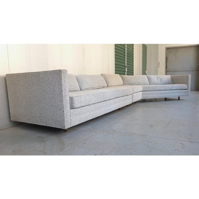 Mid-Century Modern Sectional Sofa by Harvey Probber For Sale - Image 3 of 7