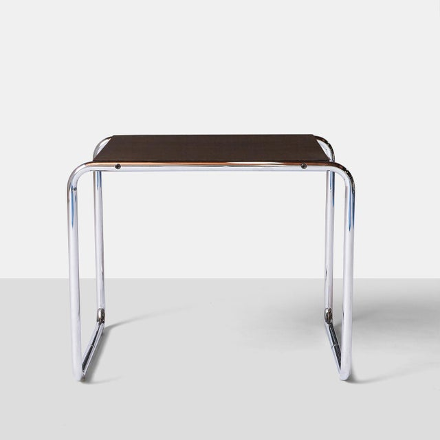 1990s Laccio Tables by Marcel Breuer - A Pair For Sale - Image 5 of 8