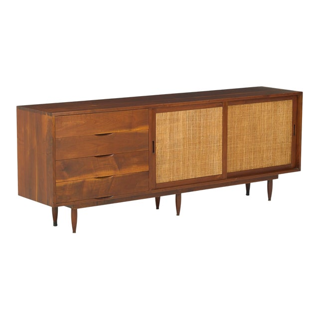 Phillip Lloyd Powell American Craft Cabinet For Sale