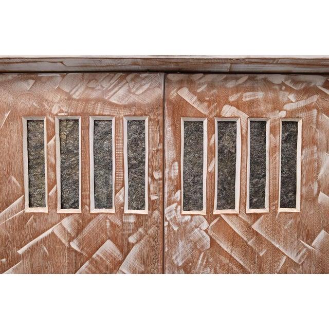 1990s Custom Randy Shull Cabinet For Sale - Image 9 of 13
