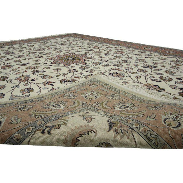 Contemporary Contemporary Persian Style Rug With Traditional Style - 7′10″ × 10′3″ For Sale - Image 3 of 6