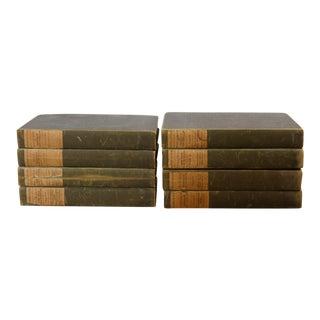 The Works of Friedrich Von Schiller Books 163/500 Limited Edition - Set of 8 For Sale