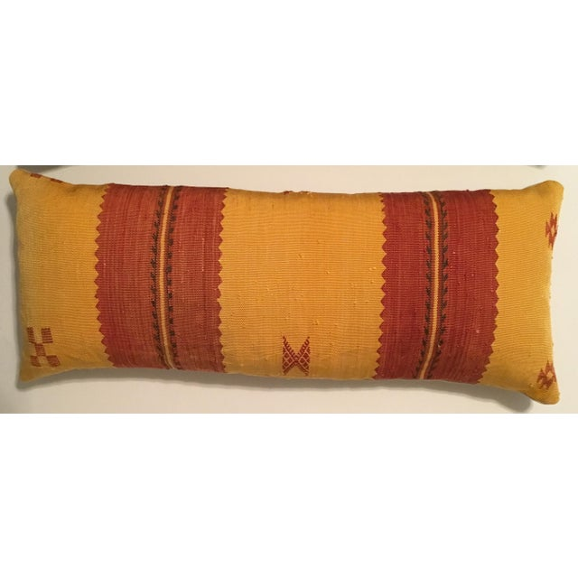 Moroccan Cactus Silk Pillow - A Pair - Image 4 of 11