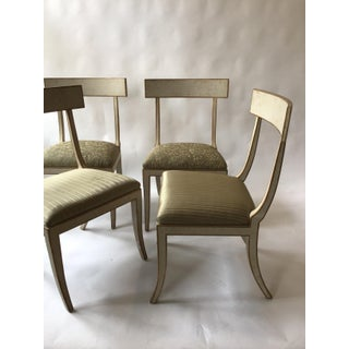 4 Elgin Major Side Chairs by Niermann Weeks Preview