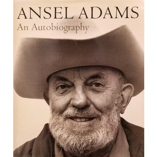 Ansel Adams - an Autobiography For Sale