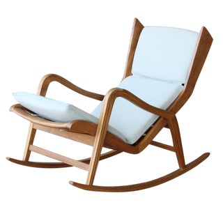 Outdoor Laurel Rocking Chair For Sale