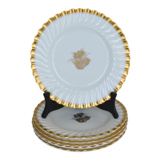 Vintage English Mintons Plates - Set of 6 For Sale