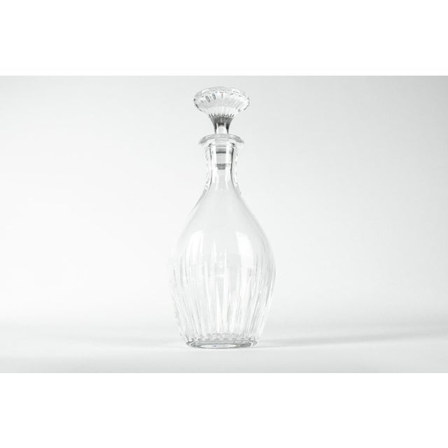 Vintage Baccarat Decanter & Glassware - Set of 13 For Sale In New York - Image 6 of 13