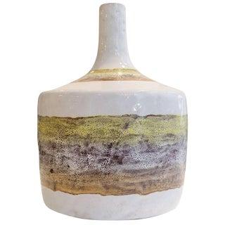 Fantoni Ceramic Vase For Sale