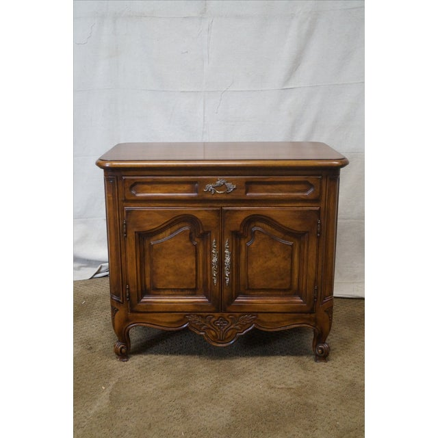 Karges Louis XV-Style Nightstand - Image 2 of 10