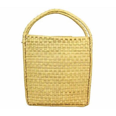 Coconut Palm Market Basket - Image 1 of 5